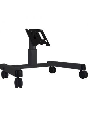 Chief Medium Confidence Monitor Cart (Black)