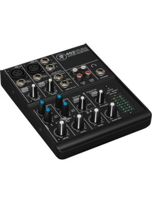 Mackie 402VLZ4, 4-channel Ultra Compact Mixer